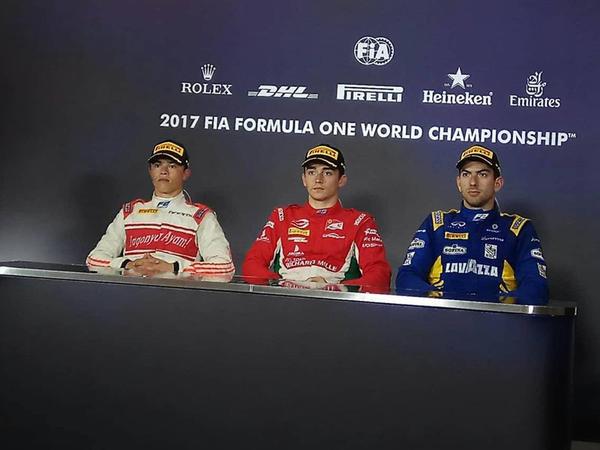"""Formula 2-nin Bakı qalibi: """"Bu tras o qədər də təhlükəli deyil"""""""