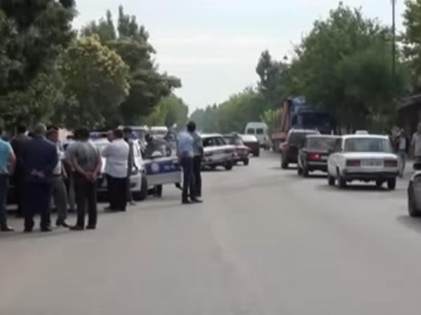 İmişli-Beyləqan yolunda ağır qəza: 1 nəfər öldü, 3 nəfər yaralandı - VİDEO