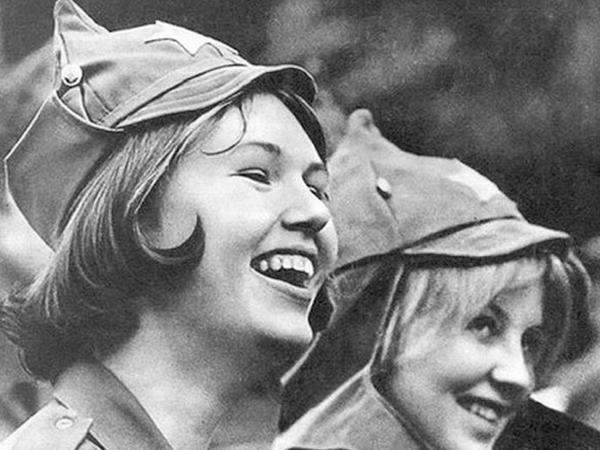 SSRİ-nin qızları - FOTO