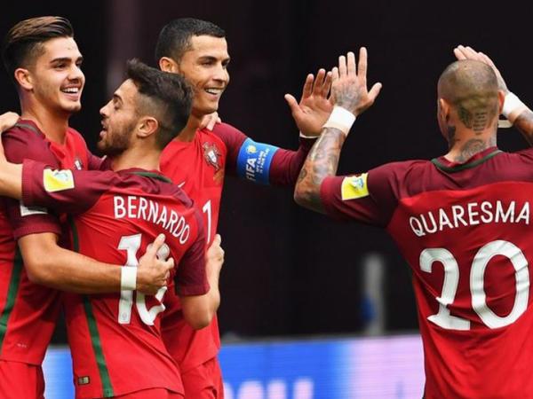 Konfederasiyalar Kuboku:  Meksika və Portuqaliya 1/2 finalda - FOTO