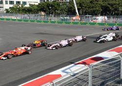 Daha 2 pilot Bakıda Formula 1 üzrə yarışı vaxtından əvvəl tərk elədi - YENİLƏNİB