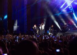 "Şerzinger və ""The Black Eyed Peas"" in Bakı konsertindən <span class=""color_red"">YENİ FOTOLAR</span>"
