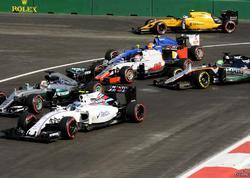 """""""Formula 1"""" Azərbaycan Qran Prisində <span class=""""color_red"""">İLK QƏZA</span>"""
