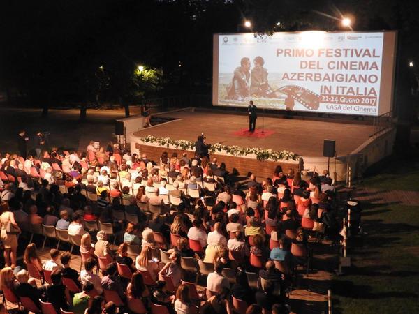İtaliyada Birinci Azərbaycan Film Festivalı başa çatıb