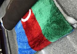 Azərbaycan bayrağı ayaqlar altına səriləcək? - FOTO