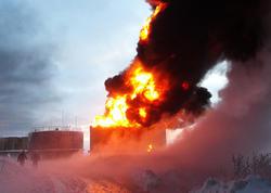 İranda neft emalı zavodunda yanğın: 100-ə yaxın yaralı var