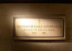 Salvador Dalinin qəbri açılacaq