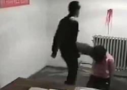 Şimali Koreyadan qaçmaq istəyən qadını görün nə hala saldılar - VİDEO
