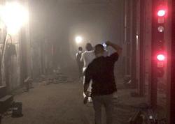 Nyu-Yorkda metro qəzası: 2 vaqon relsdən çıxdı, 34 yaralı - FOTO