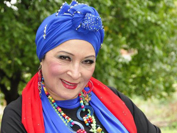 """Fatma Mahmudova: """"Elə bilirlər ki, başım keçəldir"""" - FOTO"""