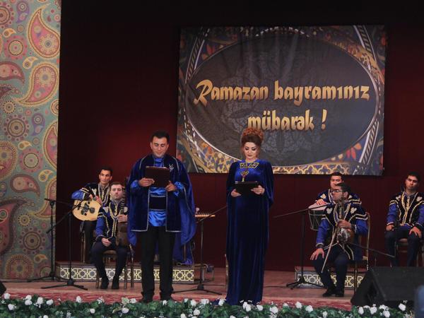 Mərdəkanda Ramazan bayramına həsr olunmuş konsert - FOTO