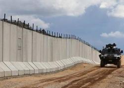 Türkiyə Ermənistanla sərhədi beton divarlarla bağlayır