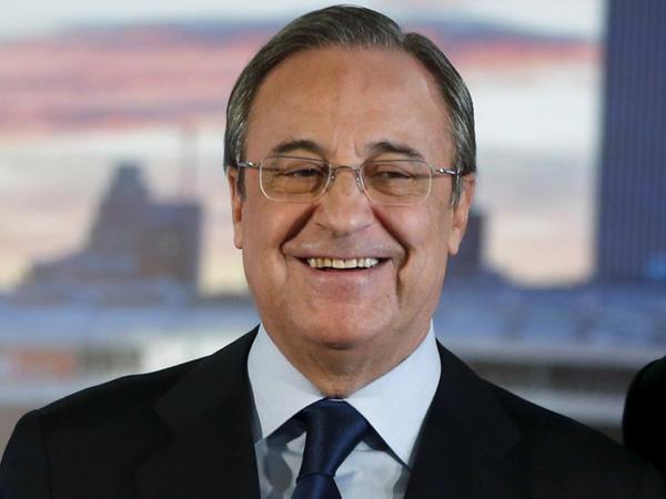 """Real""ın prezidenti: ""Mbappeni transfer etsək..."""