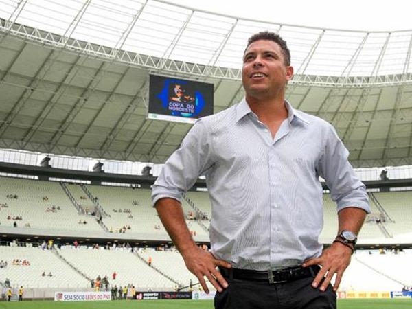 """Ronaldo: """"Ona həsəd aparmıram"""""""