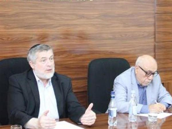 İsrailli politoloq Dağlıq Qarabağda