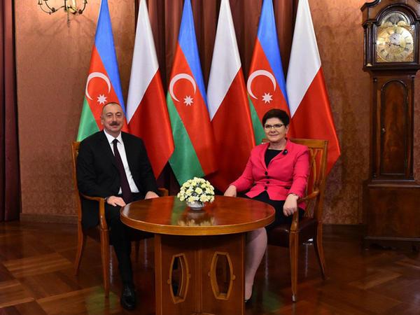 """Baş nazir: """"Regionda böyük rol oynayan Azərbaycan Polşanın Şərq siyasətində mühüm yer tutur"""""""