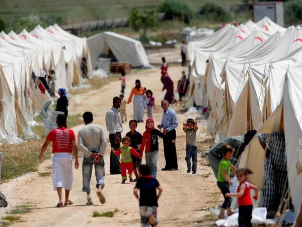 Suriyalı qaçqınların Türkiyədə sayı açıqlandı