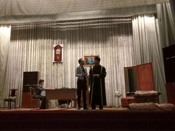 """S.Bəhlulzadə adına Mədəniyyət Sarayında """"Anamın məktubu"""" tamaşasının təqdimatı keçiriləcək"""