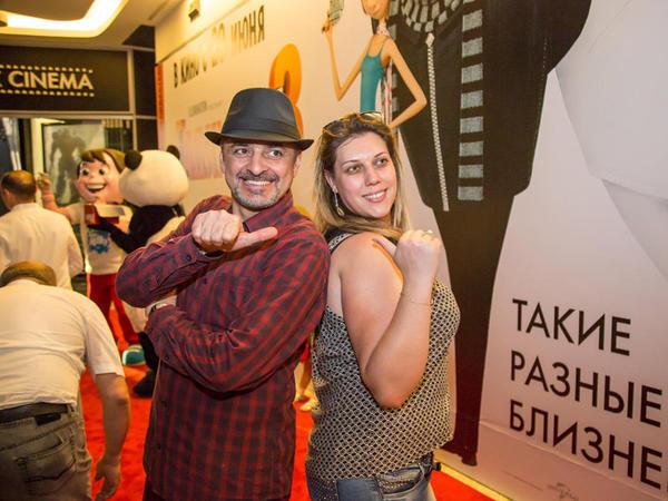 "Park Cinemada ""Yaramaz Mən 3"" Azərbaycan dublyajı ilə təqdim olundu - FOTO"