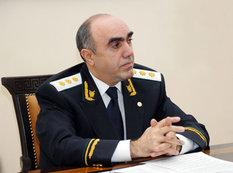 Ukraynanın baş prokuroru Zakir Qaralova zəng etdi