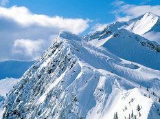 Böyük Qafqaz dağlarına qar yağıb - VİDEO