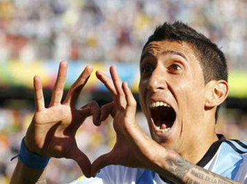 DÇ-2014. Avropalılarla amerikalıların döyüşü: Argentina və Belçika yığmaları 1/4 finalda