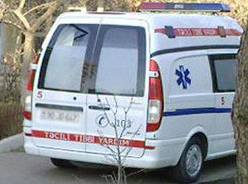 Azərbaycanda iki qəzada 6 nəfər yaralandı
