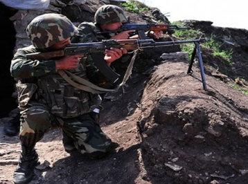 Ermənistan ordusu doqquz istiqamətdə atəşkəs rejimini pozub