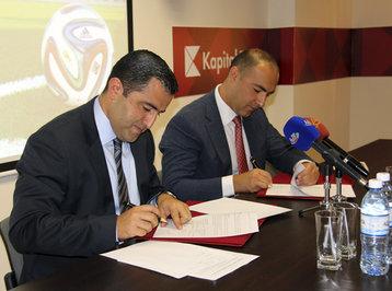 "Sumqayıt Futbol Klubunun stadionu ""Kapital Bank Arena"" adlanacaq"