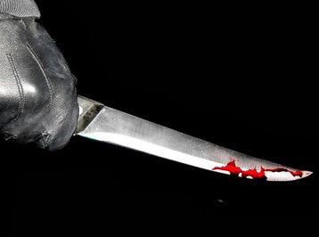 Xaçmazda qadın 23 yaşlı oğlanı bıçaqladı