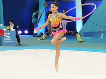 Azərbaycan gimnastı Avropa çempionatında liderliyini qoruyur