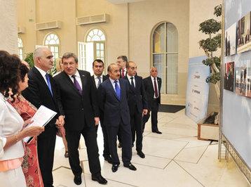 Qəbələdə V Azərbaycan-Rusiya Regionlararası Forumu keçirilir