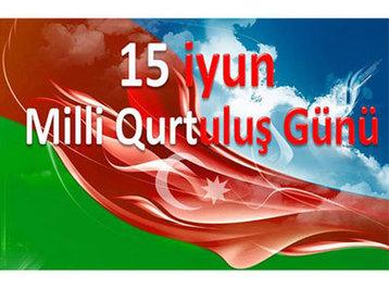 Milli Qurtuluş Günü münasibətilə