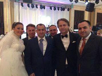 Azərbaycanlı siyasətçilər Türkiyəyə toya getdilər