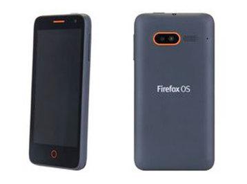 Firefox smartfonu satılmağa başlandı