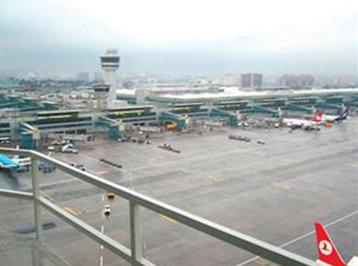 İstanbul aeroportunda problem