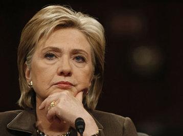 Klinton Səddam Hüseynə görə peşmandır
