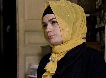 Alim Qasımovun qızı:
