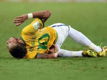 Braziliyanın qırılmış beli: Neymar