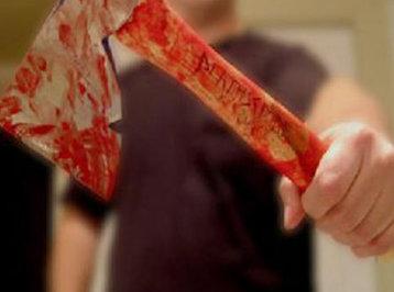 Bakıda dəhşətli ailə cinayəti: atanın başı balta ilə üzüldü