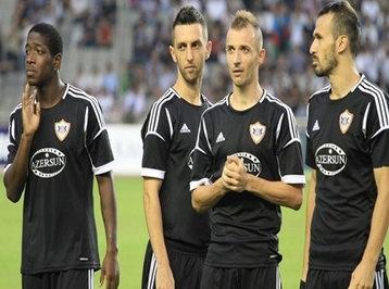 """""""Qarabağ"""" """"Şaxtyor""""la bacarmadı"""