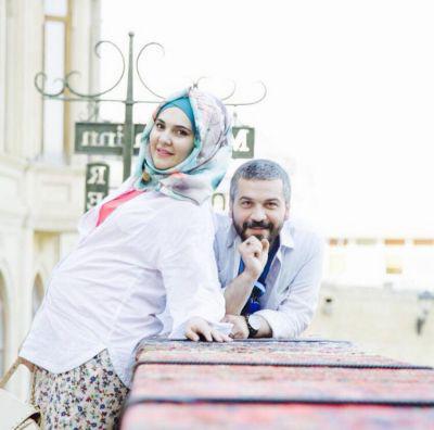 Azərbaycanli Model Ana Oldu