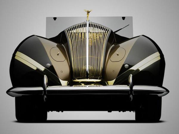 1939-cu ilin kabrioleti - FOTO