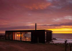 Okean sahilində ev - FOTO