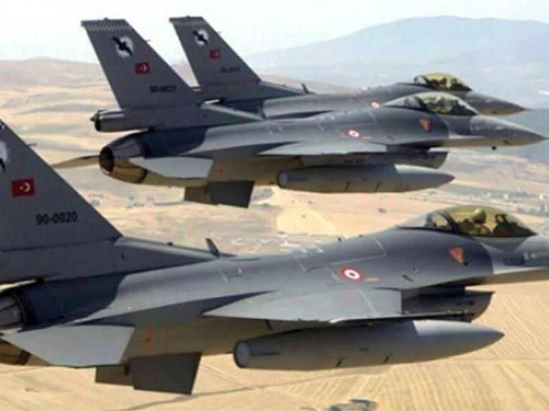Türkiyə İraqın şimalında 4 terrorçunu məhv edib