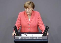 """Merkeldən Kürdüstan açıqlaması: """"İraqın bütövlüyü..."""""""