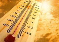 """Temperatur yüksəlir - <span class=""""color_red"""">XƏBƏRDARLIQ</span>"""