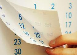 Mart ayında qeyri-iş günlərinin sayı açıqlandı