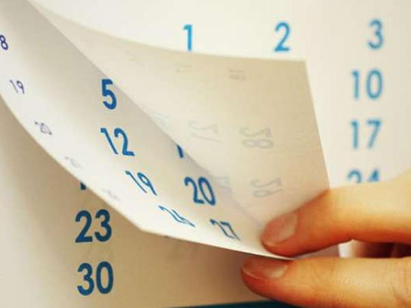 Gələn ay qeyri-iş günlərinin sayı açıqlandı