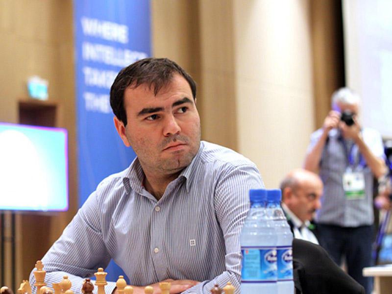 """Şəhriyar Məmmədyarov """"Grand Chess Tour""""da"""